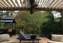 Photo of The Decorative and Defensive Retractable Awning
