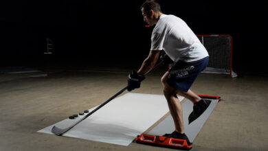 Photo of 3 Practice Drills for a Hockey Tarp that will Strengthen your Game