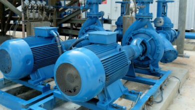 Photo of The Different Types of Industrial Vacuum Pumps