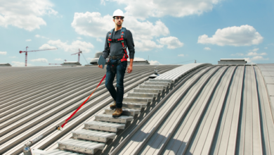 Photo of Rooftop Safety for Construction Contractor