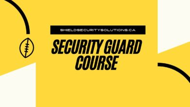 Photo of Security Guard Course – Becoming a Certified Security Guard Will Increase Your Chances of Getting a Job